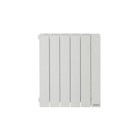 Radiateur chaleur douce BALEARES 2 - Horizontal - 1000W - Blanc - Blanc - Blanc