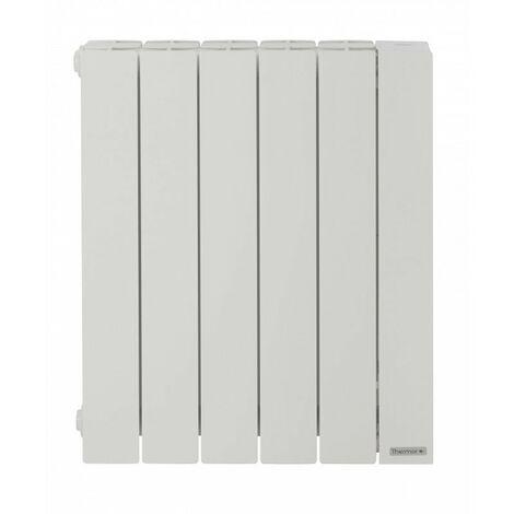 Radiateur chaleur douce Baléares 2 - Horizontal - 1250W - Blanc