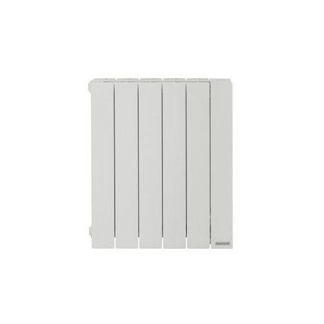 Radiateur chaleur douce Baléares 2 horizontal blanc 1250W - blanc - blanc