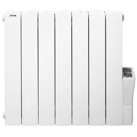 Radiateur chaleur douce horizontal à fluide thermoactif ATOLL-TAXB - 750 W - Acova
