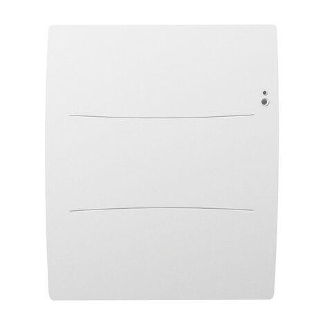Radiateur chaleur douce horizontal AGILIA Pilotage Intelligent connecté - 500w blc - Atlantic