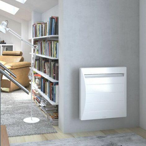 Radiateur chaleur douce MOZART Digital horizontal Blanc - 750W