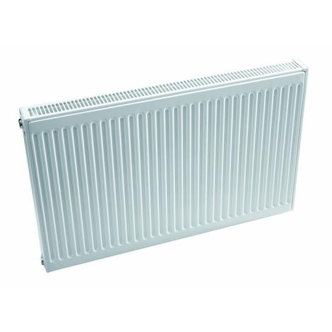 Radiateur chauffage central horizontal double - Quattro Q22