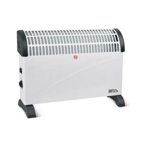 Radiateur chauffage convecteur 2000W avec thermostat