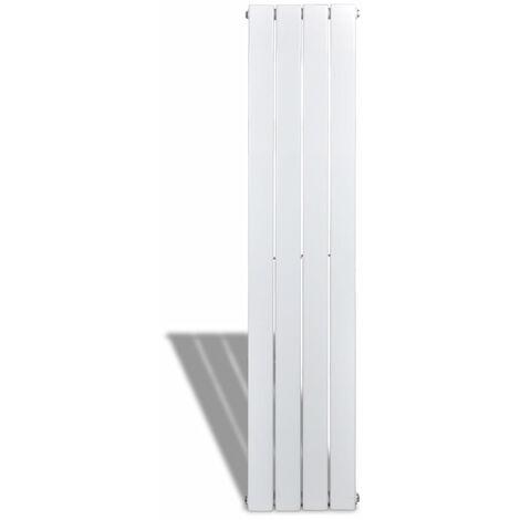 Radiateur chauffage panneau blanc hauteur 150 cm largeur 31,1 cm pratique design moderne et élégant