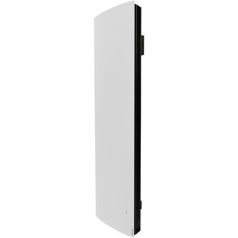 Radiateur connecté - Divali pilotage intelligent connecté vertical 2000W blanc carat