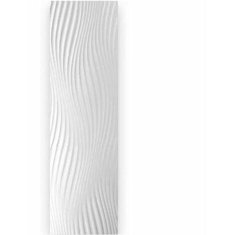Radiateur connecté Irisium - Vertical - 1500W - Blanc