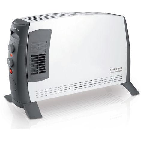 radiateur convecteur 2000w - climaturbo 2000 - taurus