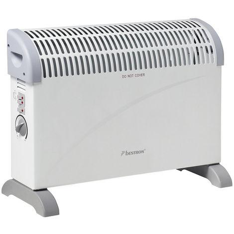 radiateur convecteur 2000w turbo - acv2001 - bestron