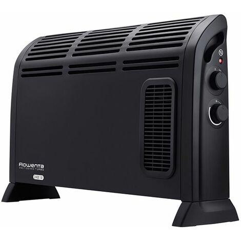 radiateur convecteur 2400w - co3035f0 - rowenta