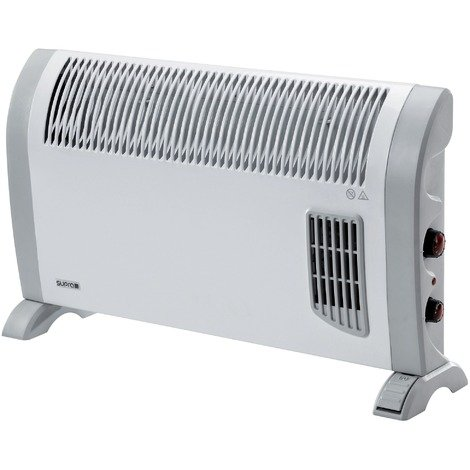 Radiateur convecteur mobile Quickmix® 2 Turbo Supra - 2000 W