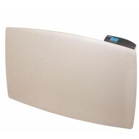 radiateur décoratif à inertie 1200w blanc - 0.637.993 - ducasa