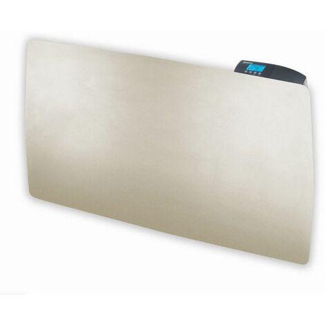 radiateur décoratif à inertie 1600w blanc - 0.637.994 - ducasa