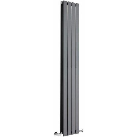 Radiateur Design Delta - Vertical Anthracite