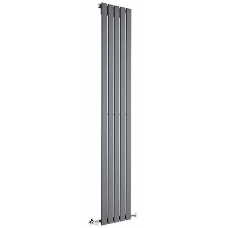 Radiateur Design Delta - Vertical Anthracite