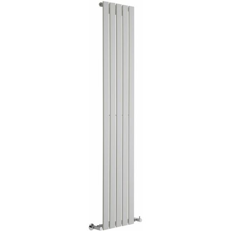 Radiateur Design Delta - Vertical Blanc