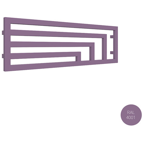 Radiateur design horizontal - Angus/YL (plusieurs tailles disponibles)
