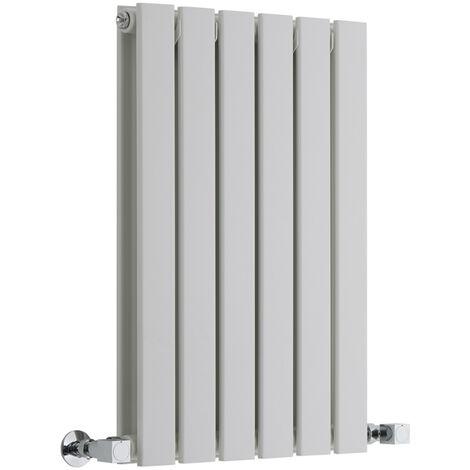 Radiateur Design Horizontal Blanc Delta 63,5cm x 42cm x 5cm 573 Watts