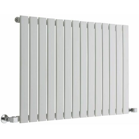 Radiateur Design Horizontal Blanc Delta 63,5cm x 98cm x 3cm 876 Watts