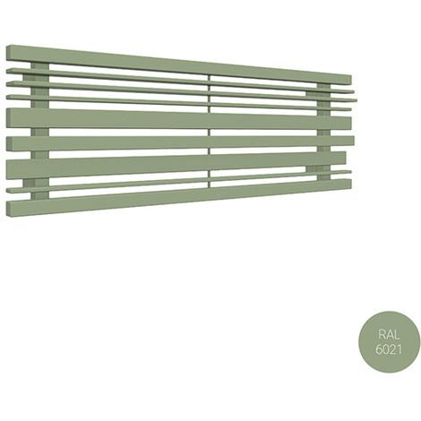 Radiateur design horizontal - Wood/O1 (plusieurs tailles disponibles)