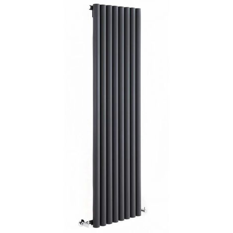 Radiateur Design Vertical – Anthracite – 160 x 47,2cm – Savy
