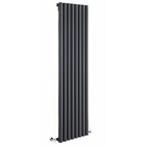 Radiateur Design Vertical – Anthracite – 178 x 47,2cm – Savy