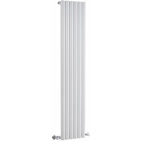 Radiateur Design Vertical – Blanc – 160 x 35,4cm – Savy