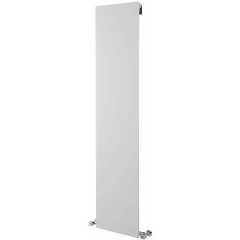 Radiateur Design Vertical Blanc Rubi 180,6cm x 40,6cm x 5cm 1255 Watts