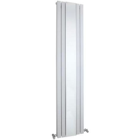 Radiateur Design Vertical Blanc Sloane 180cm x 38,1cm x 13cm 1242 Watts