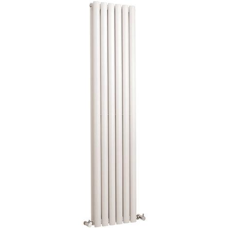 Radiateur Design Vertical Blanc Vitality 150cm x 35,4cm x 7,8cm 1512 Watts