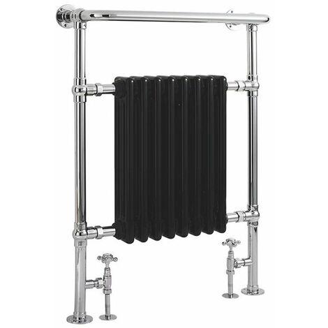 Radiateur Design Vertical Chromé Marquis 96cm x 67,5cm x 23cm 680 Watts