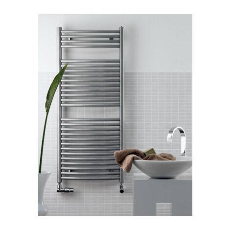 Radiateur design Zehdner Janda JA-120-050, Radiateurs de salle de bain: Blanc RAL 9016 - ZJ100350B100000
