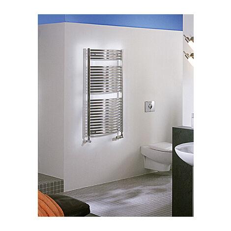 Radiateur design Zehnder Janda JA-070-060, Radiateurs de salle de bain: Blanc RAL 9016 - ZJ100160B100000