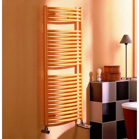 Radiateur design Zehnder Janda JA-180-050, Radiateurs de salle de bain: Blanc RAL 9016 - ZJ100750B100000