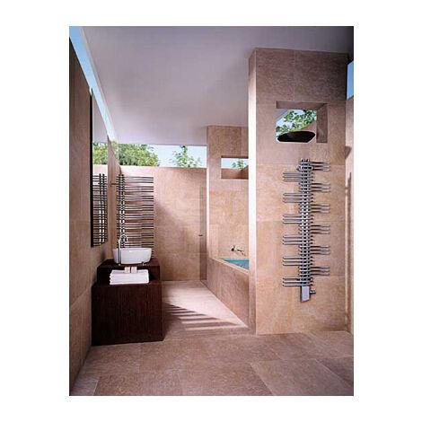 Radiateur design Zehnder Yucca YS-130-060 1340x47x600, Radiateurs de salle de bain: chrome - ZY100460CR00000