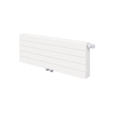 Radiateur eau chaude 1100W déclassé (accroc) plinthe couleur blanc (S0142) 5 tubes double H358mm L1000mm VONARIS FINIMETAL
