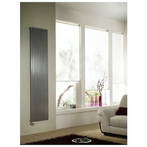 Radiateur eau chaude ACOVA ALTAI vertical simple (Color - 2140 W - 220 x 88 x 4,6 cm)
