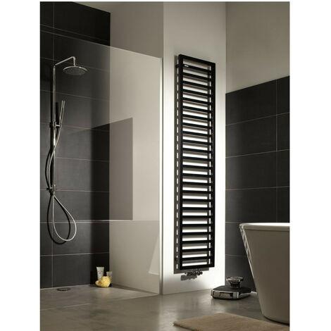 Radiateur eau chaude Acova KADRANE INOX CHAUFFAGE CENTRAL (Blanc - 408 W - 140,3 x 40 x 3 cm)