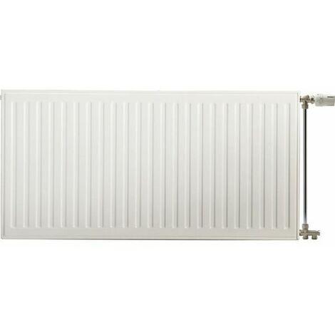 Radiateur eau chaude Compact Type 21S H:600 L:1200 KMP216001200 / réf. F202106012030300
