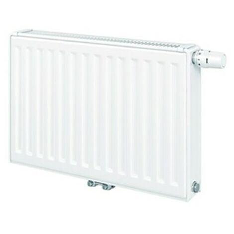 Radiateur Eau chaude Panneau T6 3010 Finimetal - De hauteur 500 à 900mm - De 226 à 5798W