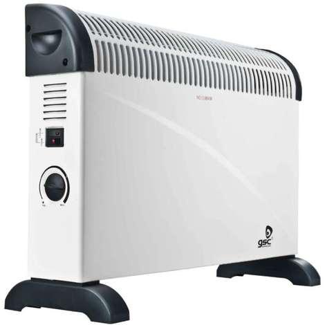 Radiateur électrique 2000w+thermostat