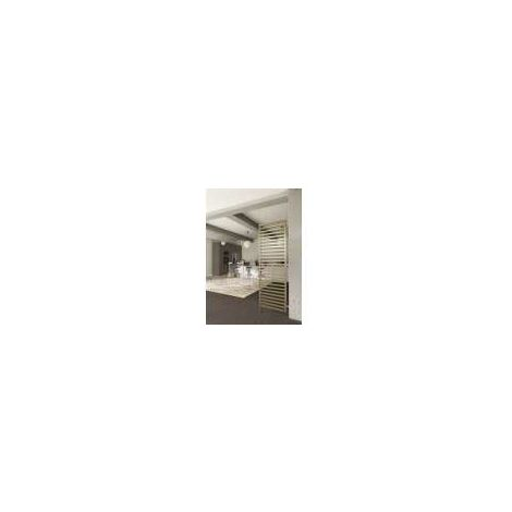 Radiateur électrique à fluide ThermoActif Acova KADRANE ELECTRIQUE sans regulation (Blanc - 300 W - 97,1 x 40 x 3 cm - Sans régulation)