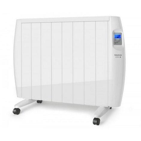 radiateur électrique à inertie sèche 1500w blanc - MALBORK 1500 - taurus alpatec