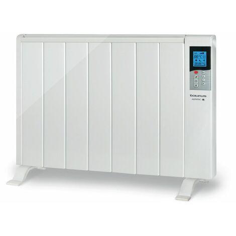radiateur électrique à inertie sèche 1500w - tanger 1500 - taurus alpatec