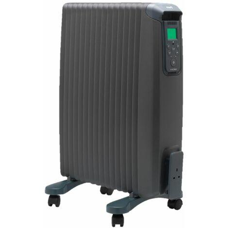 radiateur électrique à inertie sèche 2000w bluetooth - evorad20bta - ewt