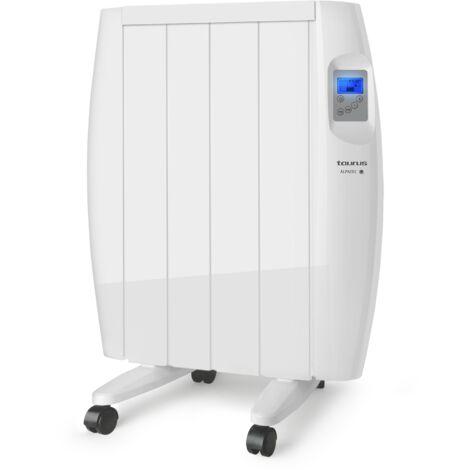 radiateur électrique à inertie sèche 600w - malbork 600 - taurus alpatec