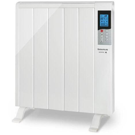 radiateur électrique à inertie sèche 900w - tanger 900 - taurus