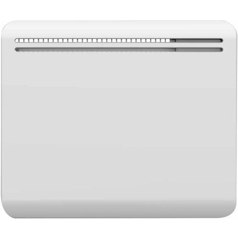 Radiateur électrique à inertie sèche CERAMIQUE écran LCD 1000W POWELL Norme NF