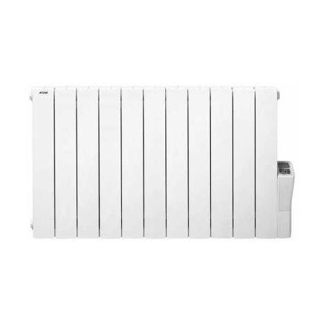 Radiateur électrique aluminium Atoll - Blanc - 1500W - Acova
