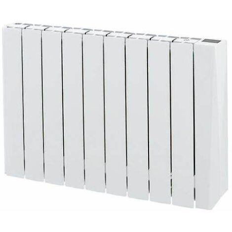 Radiateur électrique aluminium, digital ERP 1000W